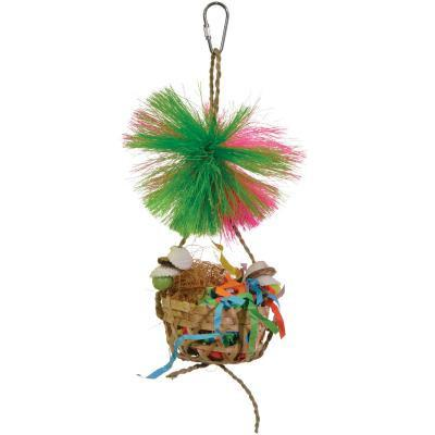 Prevue Hendryx Tropical Teasers Up and Away Bird Cage Toy