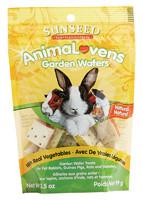 Vitakraft AnimaLovens Small Animal Treats - Garden Wafers