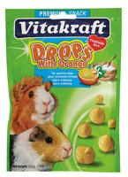 Vitakraft Guinea Pig Treat Drops with Orange