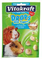 Vitakraft Guinea Pig Treat Drops with  Yogurt