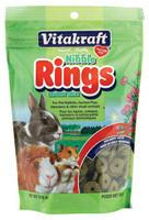 Vitakraft Nibble Rings Small Animal Treats