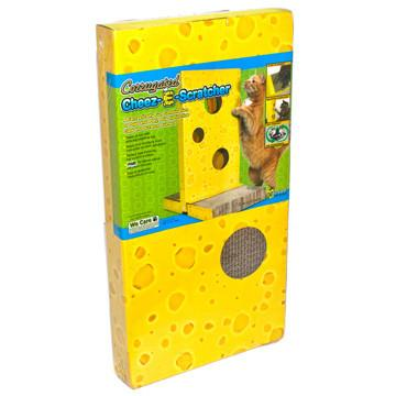 Ware Cheez E Scratcher Cat Scratcher