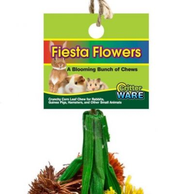 Ware Fiesta Flowers Small Animal Treats
