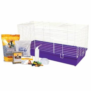 Ware Home Sweet Home 40 inch Rabbit Cage and Starter Kit