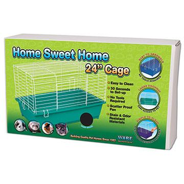 Ware Home Sweet Home 40 inch Cage for Small Animals