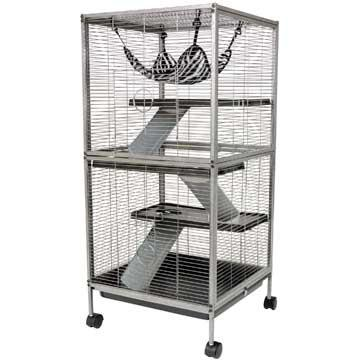 Ware Livingroom Series Indoor Critter Cage for Small Animals