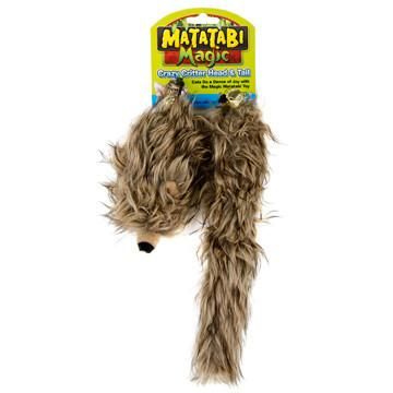 Ware Matatabi Head and Tail Two Piece Cat Toy