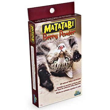 Ware Matatabi Berry Powder Cat Attractant
