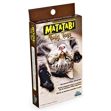 Ware Matatabi Twig Pieces Cat Toy