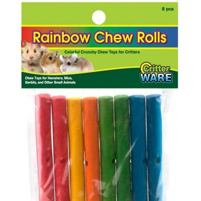 Ware Rainbow Chew Rolls Small Animal Treats