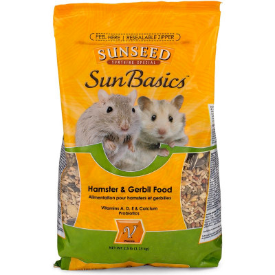 buy sunseed-sunbasics-hamster-and-gerbil-food