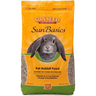 buy sunseed-sunbasics-pet-rabbit-food