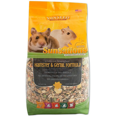 buy sunseed-sunsations-natural-hamster-and-gerbil-formula