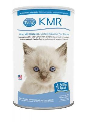 PETAG KMR Kitten Milk Replacement Powder Formula