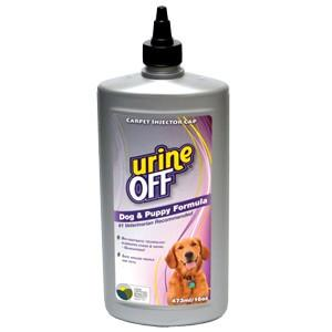 Urine Off Dog and Puppy Stain and Odour Remover Carpet Formula