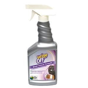 Urine Off Small Animal Stain and Odour Remover with Spray Bottle