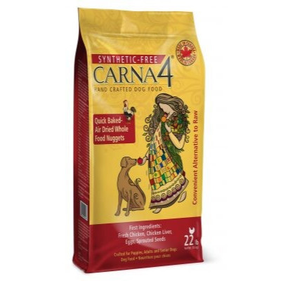 Buy Carna4 Handcrafted Chicken Dog Food