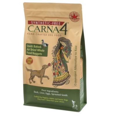 Buy Carna4 Handcrafted Duck Dog Food