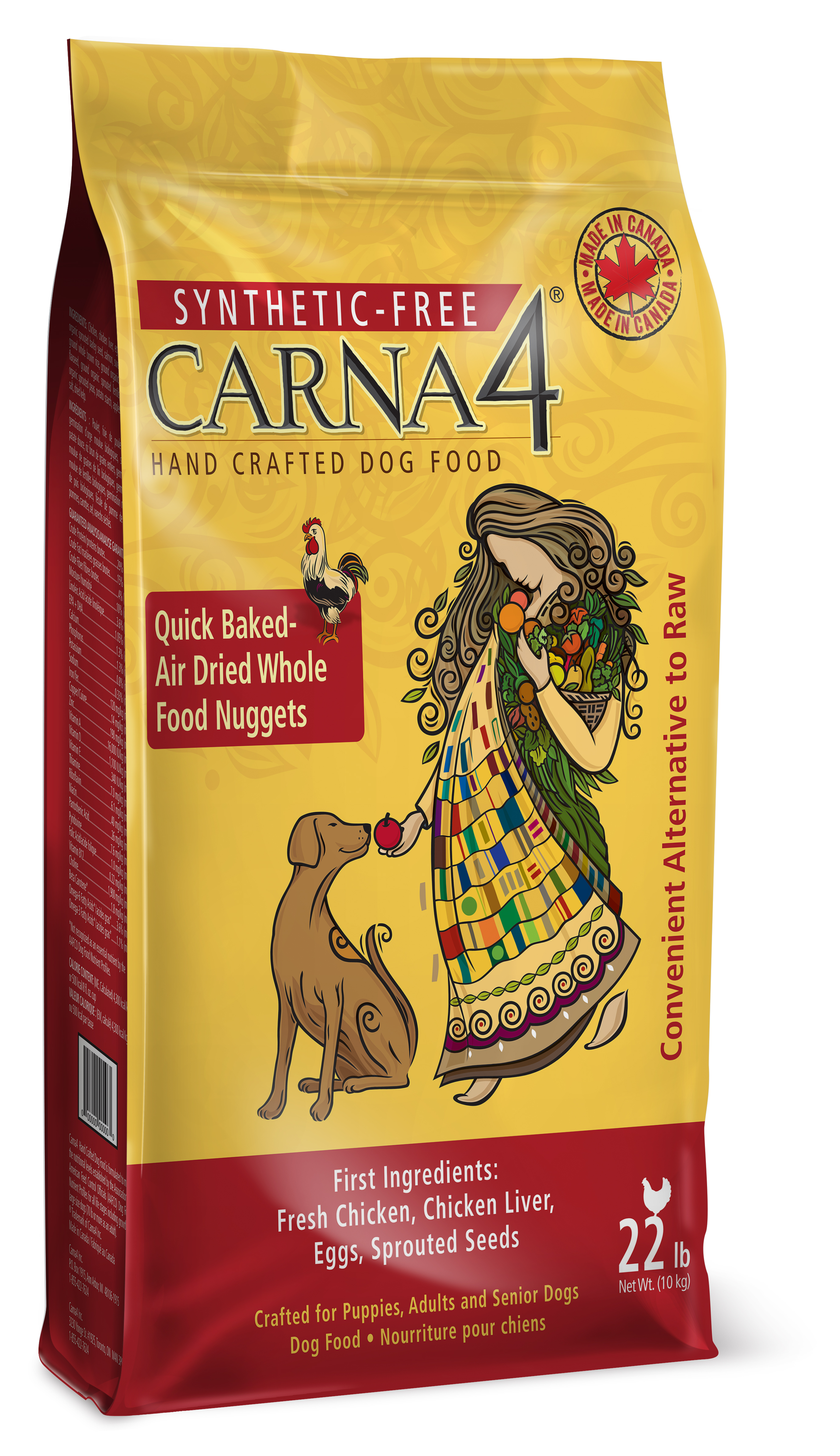 Dog Food Brands Made In Canada