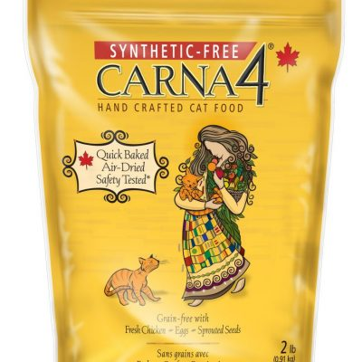 Buy Carna4 Handcrafted Chicken Cat Food online in Canada