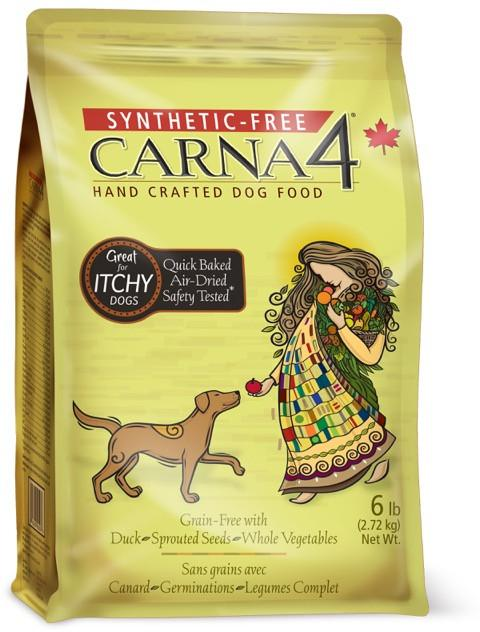 Buy Carna4 Handcrafted Dog Food for All Life Stages - Grain Free Duck Formula online in Canada