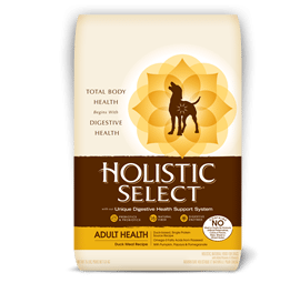 HOLISTIC SELECT Adult Dog Food - Duck
