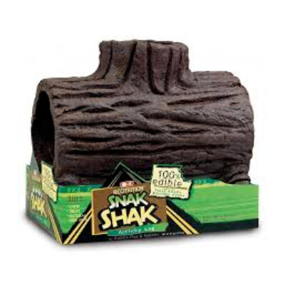 buy 8-in-1-Ecotrition-Snak-Shak-Edible-Activity-Log-Small-Animal-Accessory