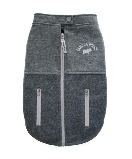 CANADA POOCH Rocky Ridge Back Zip Dog Vest