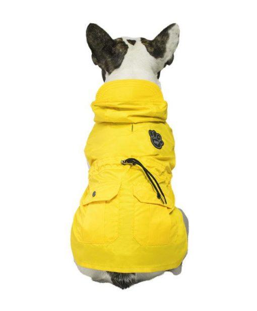 CANADA POOCH West Coastal Coat Doggy Rain Jacket