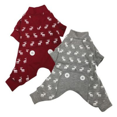 Fou Fou Dog Moose Pj's Doggy Pyjamas