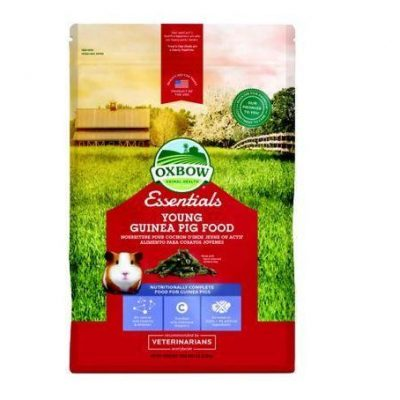 Buy Oxbow Essentials Young Guinea Pig Food online in Canada