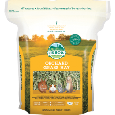 Buy OXBOW Orchard Grass Hay online in Canada
