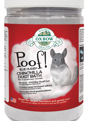 Buy Oxbow POOF! Chinchilla Dust online in Canada