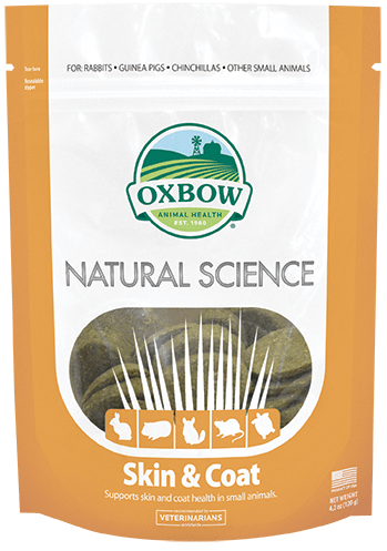 Buy Oxbow Natural Science Skin and Coat Supplement online from Canada