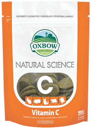 buy Oxbow Natural Science Vitamin C Supplement online in Canada