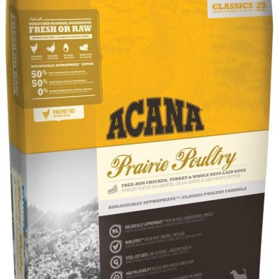 Buy Acana Classics Prairie Poultry Dry Dog Food online in Canada