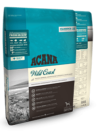 Buy Acana Classics Wild Coast Dry Dog Food online in Canada