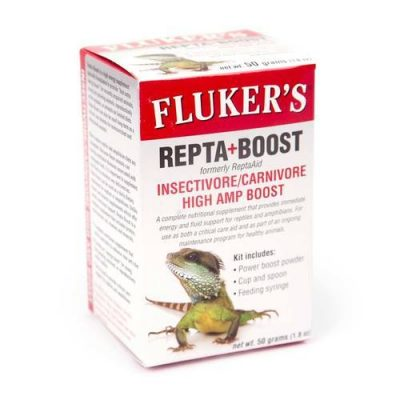 Flukers Repta-Boost Reptile Supplement for Insectivores and Carnivores
