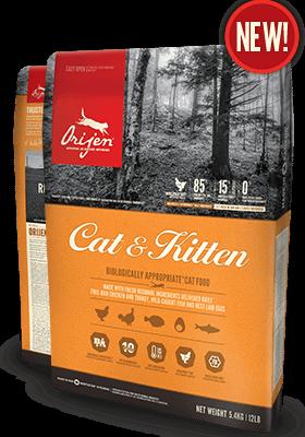 ORIJEN Cat and Kitten Dry Food