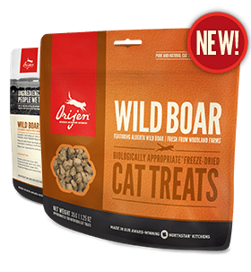 Orijen Wild Boar Freeze Dried Cat Treats