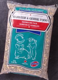 Topcrop Hamster and Gerbil Food