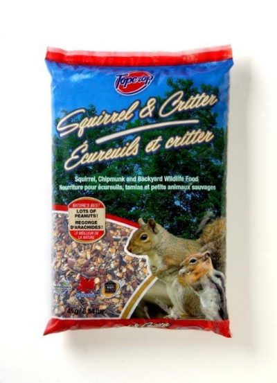Topcrop Squirrel and Critter Outdoor Friend Food