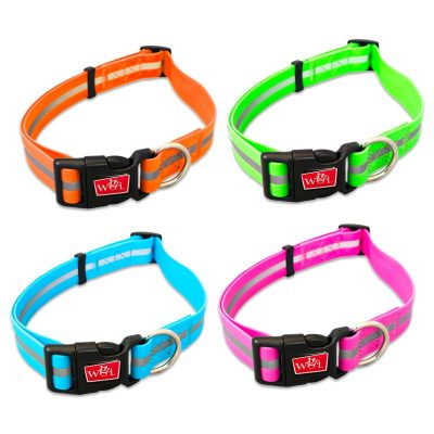 wigzi dog collar all colours