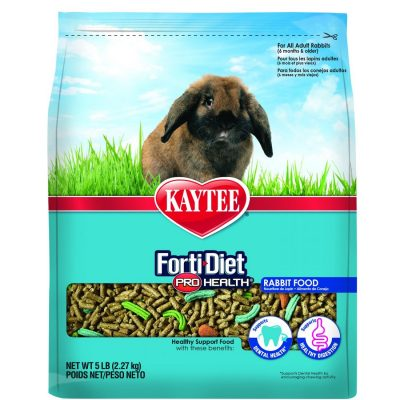 Kaytee Forti Diet Pro Health Adult Rabbit Food