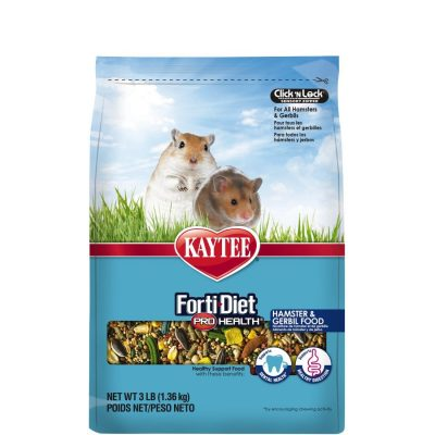 Kaytee Forti Diet Pro Health Hamster and Gerbil Food