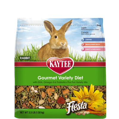 Kaytee Small Animal Fiesta Food for Rabbits