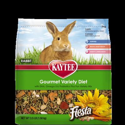 Kaytee Small Animal Fiesta Food for Rabbits