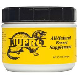 NUPRO All Natural Supplement for Ferrets
