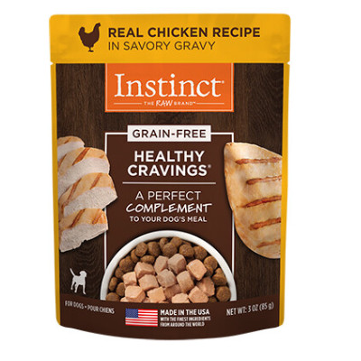 Buy Natures Variety Instinct Healthy Cravings Chicken