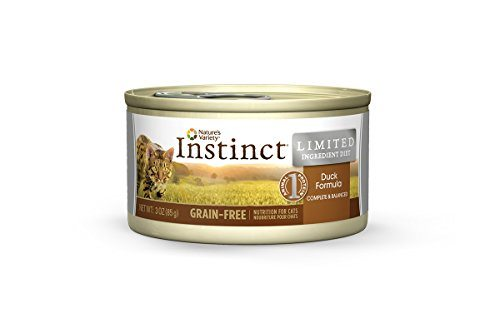 Buy Nature's Variety Instinct Limited Ingredient Grain Free Duck Canned Cat Food at Canadian Pet Connection